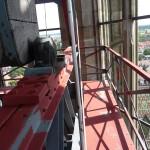 Glockenstuhl Instandhaltung